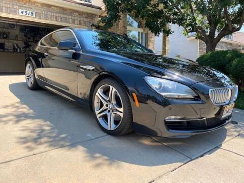 2012 BMW 6 Series for sale at The Car Guy in Glendale CO
