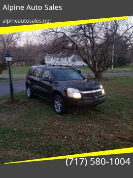 2005 Chevrolet Equinox for sale at Alpine Auto Sales in Carlisle PA
