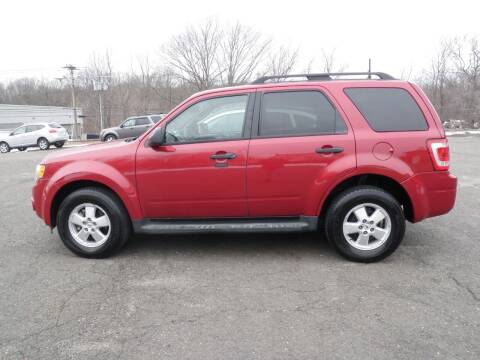 2010 Ford Escape for sale at Wolcott Auto Exchange in Wolcott CT