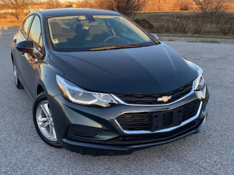 2018 Chevrolet Cruze for sale at Big O Auto LLC in Omaha NE