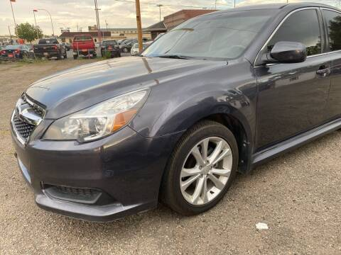 2013 Subaru Legacy for sale at Martinez Cars, Inc. in Lakewood CO