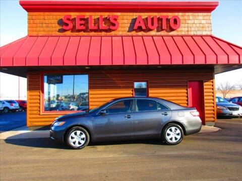 2009 Toyota Camry for sale at Sells Auto INC in Saint Cloud MN