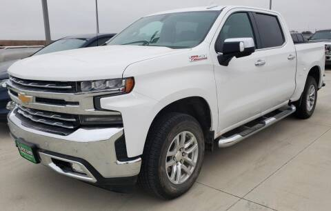 2019 Chevrolet Silverado 1500 for sale at Lipscomb Auto Center in Bowie TX