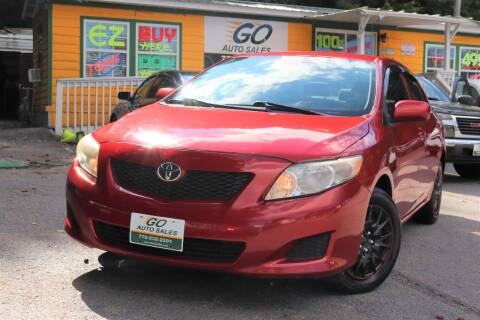 2010 Toyota Corolla for sale at Go Auto Sales in Gainesville GA