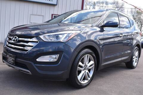 2014 Hyundai Santa Fe Sport for sale at Dealswithwheels in Inver Grove Heights/Hastings MN