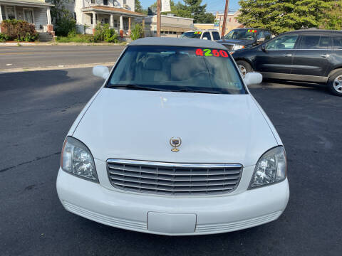 2005 Cadillac DeVille for sale at Roy's Auto Sales in Harrisburg PA