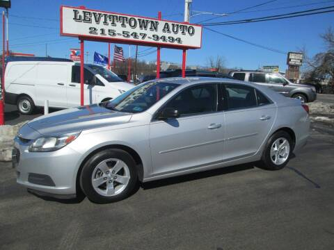 2014 Chevrolet Malibu for sale at Levittown Auto in Levittown PA