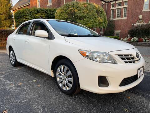 2013 Toyota Corolla for sale at CARSTORE OF GLENSIDE in Glenside PA