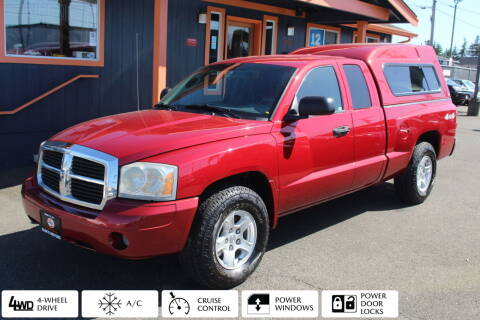 2007 Dodge Dakota for sale at Sabeti Motors in Tacoma WA