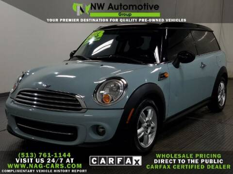 2014 MINI Clubman for sale at NW Automotive Group in Cincinnati OH