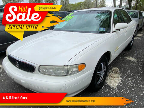 2004 Buick Century for sale at A & R Used Cars in Clayton NJ