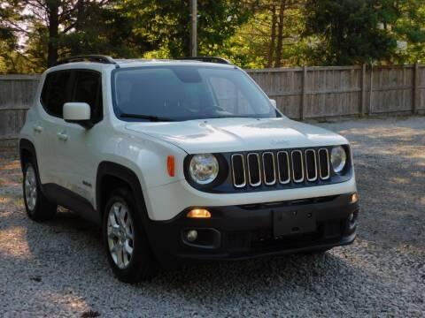 2017 Jeep Renegade for sale at Prize Auto in Alexandria VA