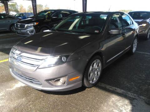 2010 Ford Fusion for sale at CR Garland Auto Sales in Fredericksburg VA