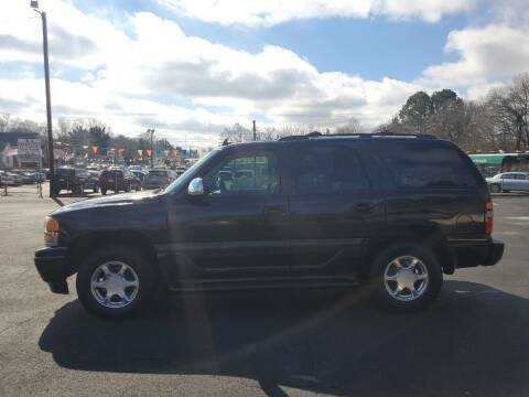 2006 GMC Yukon for sale at A-1 Auto Sales in Anderson SC