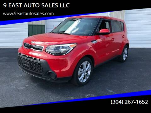 2015 Kia Soul for sale at 9 EAST AUTO SALES LLC in Martinsburg WV