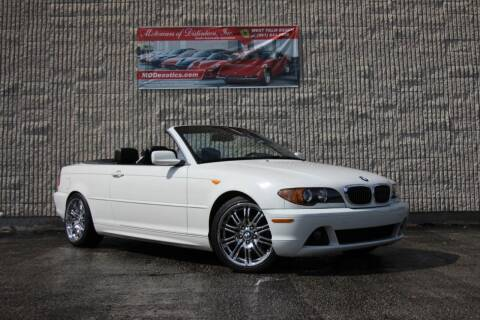 2004 BMW 3 Series for sale at MOTORCARS OF DISTINCTION INC in West Palm Beach FL