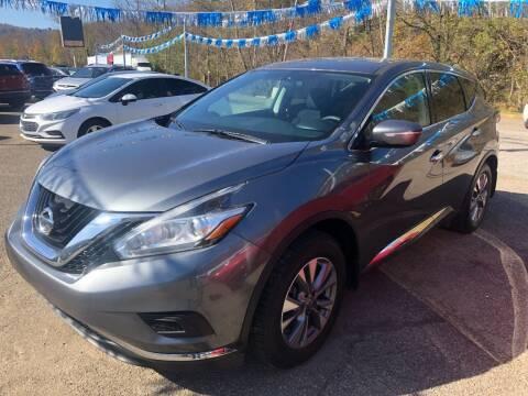 2015 Nissan Murano for sale at Matt Jones Preowned Auto in Wheeling WV
