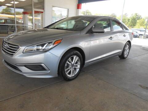 2017 Hyundai Sonata for sale at Auto America in Charlotte NC