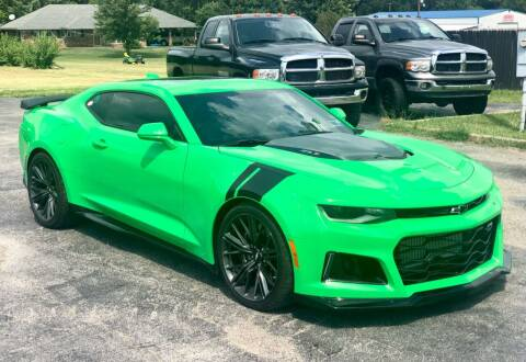 2017 Chevrolet Camaro for sale at Torque Motorsports in Rolla MO