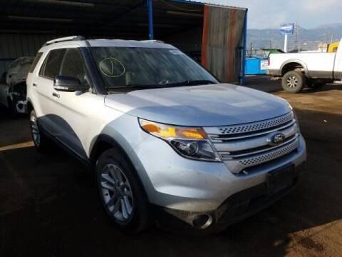 2014 Ford Explorer for sale at STS Automotive in Denver CO