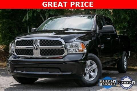 2021 RAM Ram Pickup 1500 Classic for sale at Gravity Autos Atlanta in Atlanta GA