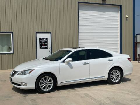 2012 Lexus ES 350 for sale at TEXAS CAR PLACE in Lubbock TX