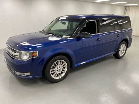 2013 Ford Flex for sale at Kerns Ford Lincoln in Celina OH