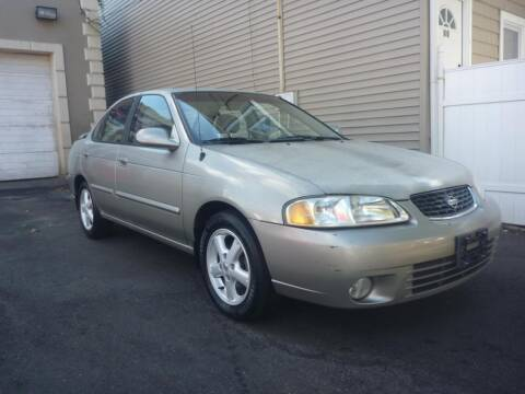 2002 Nissan Sentra for sale at Pinto Automotive Group in Trenton NJ