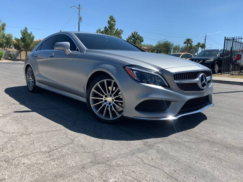 2016 Mercedes-Benz CLS for sale at Boktor Motors in Las Vegas NV
