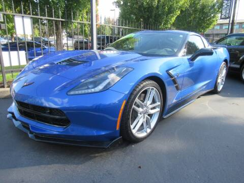 2019 Chevrolet Corvette for sale at LULAY'S CAR CONNECTION in Salem OR