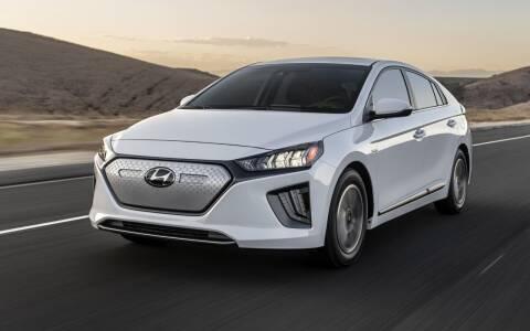 2020 Hyundai Ioniq Hybrid for sale at XS Leasing in Brooklyn NY
