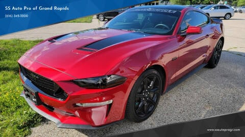 2020 Ford Mustang for sale at SS Auto Pro of Grand Rapids in Kentwood MI