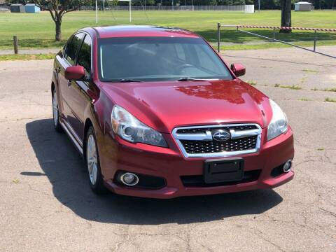 2013 Subaru Legacy for sale at Choice Motor Car in Plainville CT