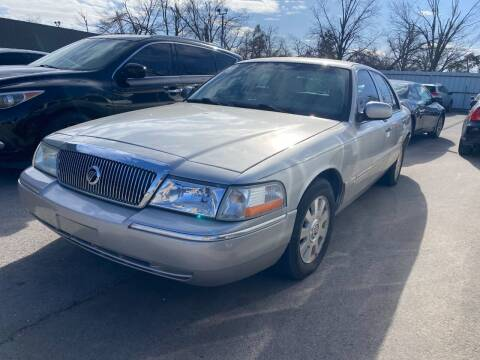 2005 Mercury Grand Marquis for sale at Auto Solutions in Warr Acres OK