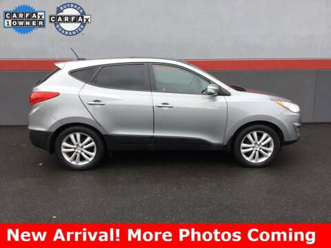 2011 Hyundai Tucson for sale at Road Ready Used Cars in Ansonia CT