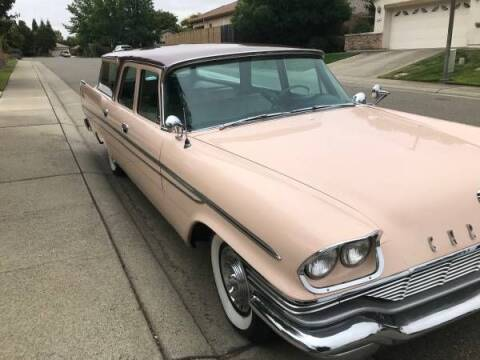1957 Chrysler Windsor for sale at Classic Car Deals in Cadillac MI