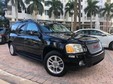 2006 GMC Envoy XL for sale at Florida Cool Cars in Fort Lauderdale FL