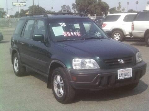 2000 Honda CR-V for sale at Valley Auto Sales & Advanced Equipment in Stockton CA