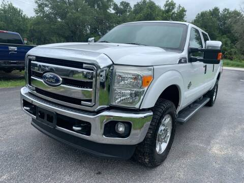2011 Ford F-250 Super Duty for sale at Gator Truck Center of Ocala in Ocala FL
