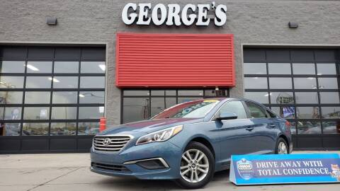 2016 Hyundai Sonata for sale at George's Used Cars - Pennsylvania & Allen in Brownstown MI
