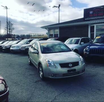 2008 Nissan Sentra for sale at I57 Group Auto Sales in Country Club Hills IL