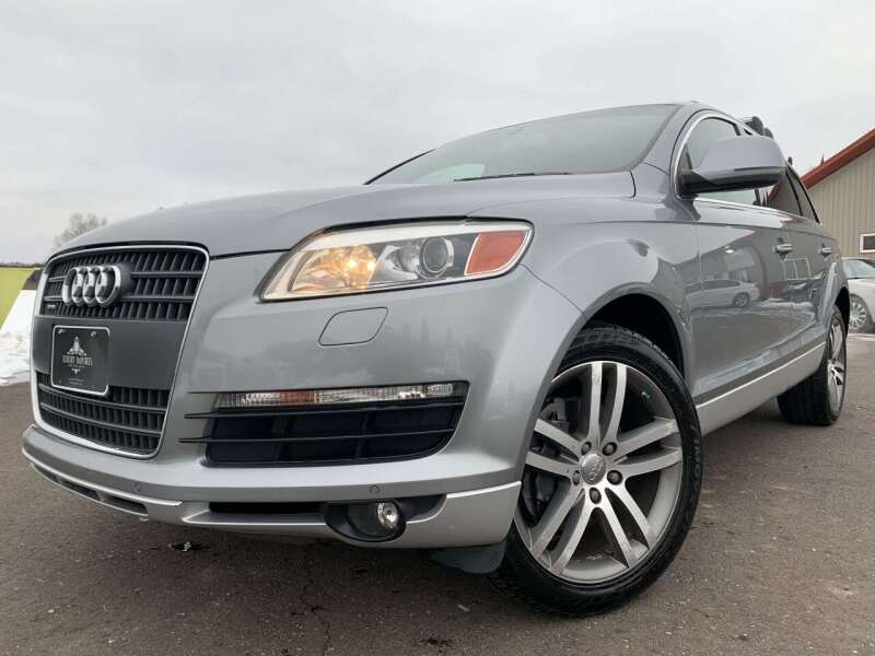 2009 Audi Q7 for sale at LUXURY IMPORTS in Hermantown MN