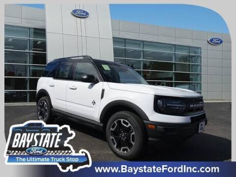 2021 Ford Bronco Sport for sale at Baystate Ford in South Easton MA