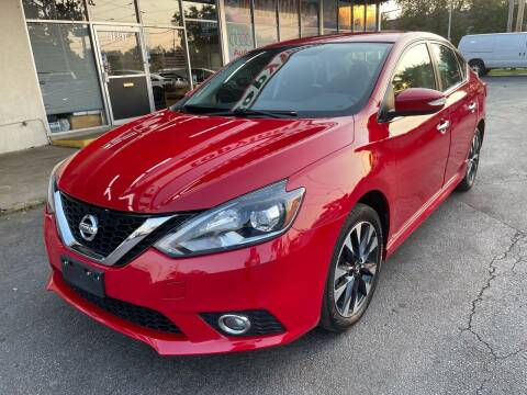 2017 Nissan Sentra for sale at TOP YIN MOTORS in Mount Prospect IL