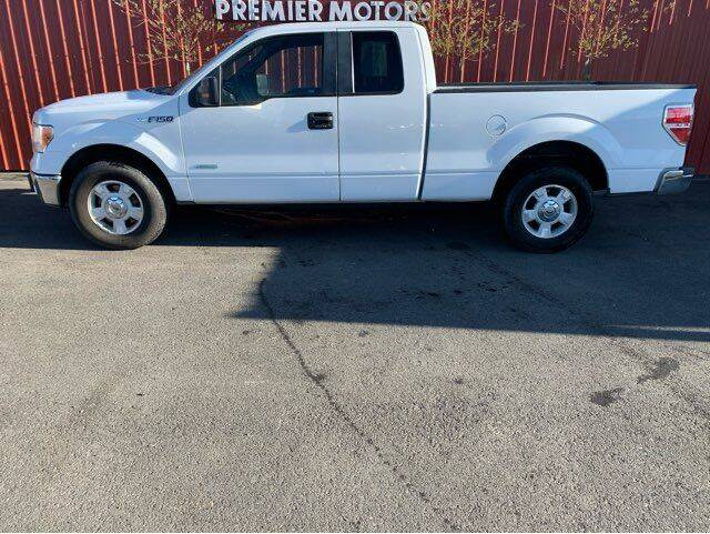 2013 Ford F-150 for sale at PremierMotors INC. in Milton Freewater OR