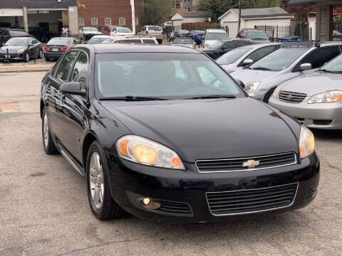 2010 Chevrolet Impala for sale at IMPORT Motors in Saint Louis MO