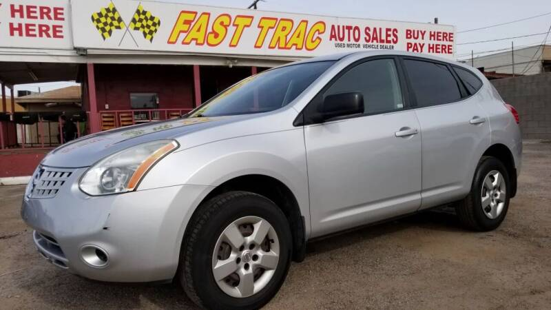 2008 Nissan Rogue for sale at Fast Trac Auto Sales in Phoenix AZ