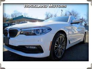 2018 BMW 5 Series for sale at Rockland Automall - Rockland Motors in West Nyack NY