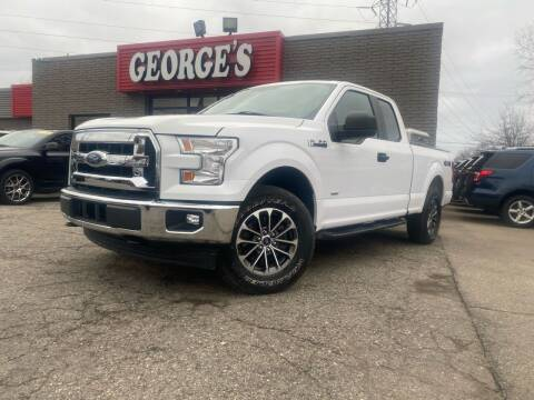 2017 Ford F-150 for sale at George's Used Cars - Telegraph in Brownstown MI