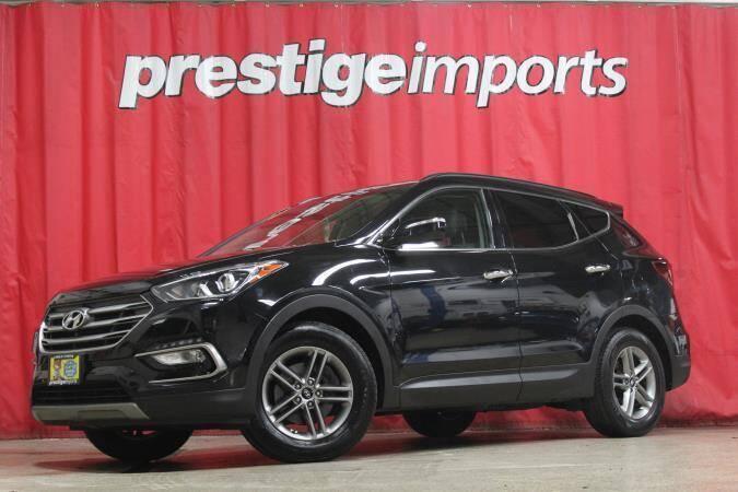 2018 Hyundai Santa Fe Sport for sale at Prestige Imports in St Charles IL